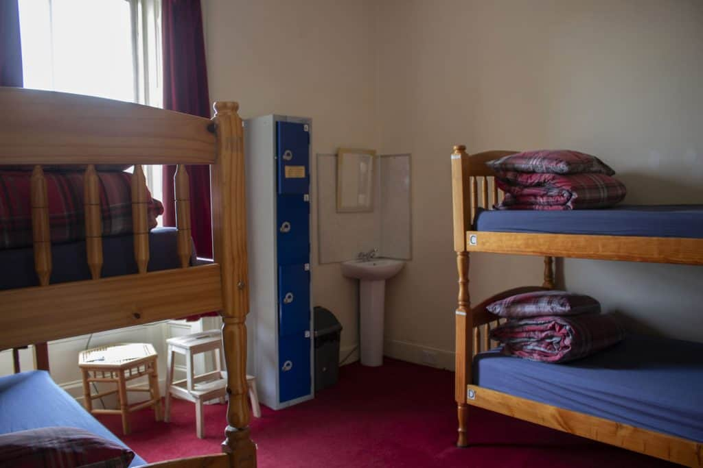 Four Bed Interior